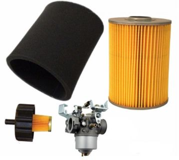 Sell YAMAHA G2 G9 G11 4 CYCLE 85-94 GAS GOLF CART TUNE UP KIT W AIR FILTER CARBURETOR motorcycle in Lapeer, Michigan, United States, for US $60.51