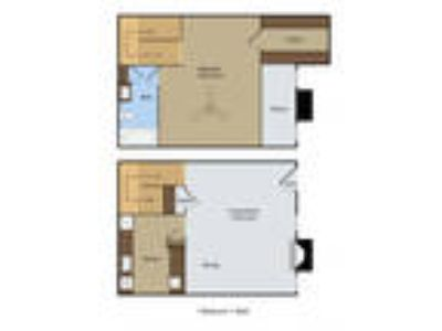 Dove Creek Villas - One BR One BA Townhouse
