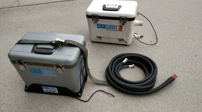Coolshirt Systems 13 qt. coolbox cooling systems