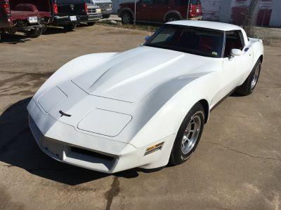 1981 Chevrolet Corvette (White)