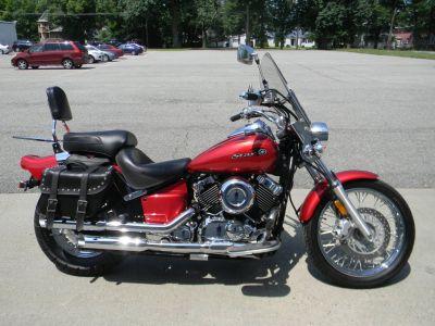2008 Yamaha V Star 650 Cruiser Motorcycles Springfield, MA
