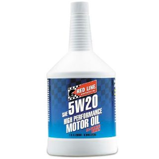 Find Red Line Oil 15204 Synthetic Motor Oil 5W20 1 Quart motorcycle in Suitland, Maryland, US, for US $16.44