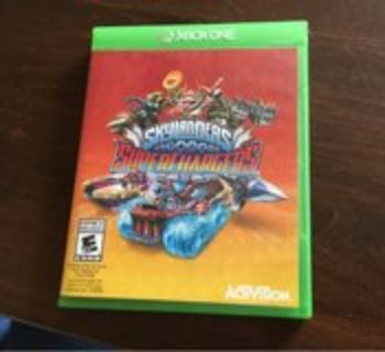 Skylanders Superchargers For XBox One
