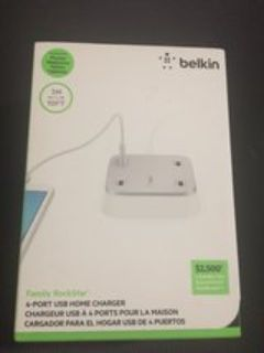 belkin usb charging station