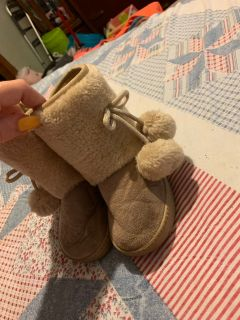 Xeyes Toddler boots