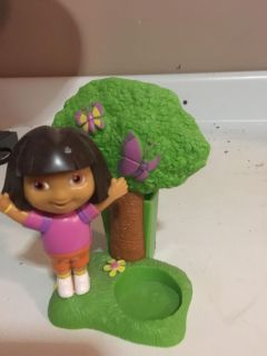 Dora Toothbrush and Cup Holder