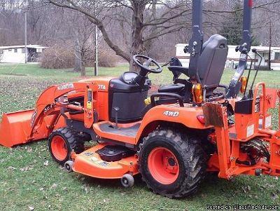 2015 Kubota BX 25 D LOADER Tractor
