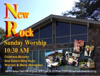 New Rock Wesleyan Church