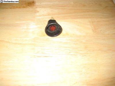 brake warning light three prong w/shield if needed