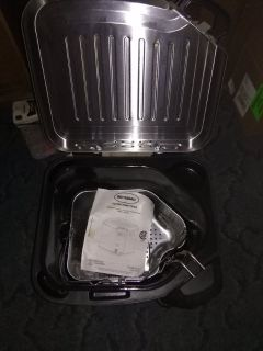 Butterball turkey fryer.