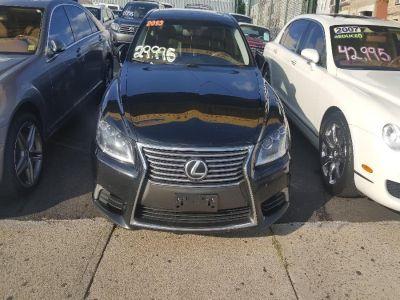 2013 Lexus LS 460 L (Black)