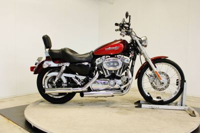 2008 Harley-Davidson Sportster 1200 Custom Sport Motorcycles Pittsfield, MA