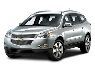 2009 Chevrolet Traverse LT (Silver Ice Metallic)