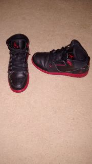 Youth Nike Air Jordan High tops
