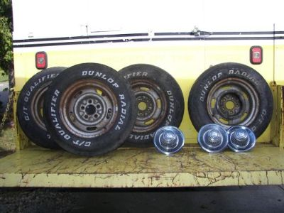 Find Original GM 1971 Corvette Rally Wheels. 4 Corvette 1971 AZ Rally Wheels 8X15 motorcycle in Benicia, California, United States, for US $800.00