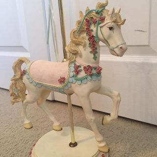 Beautiful Carousel Horse