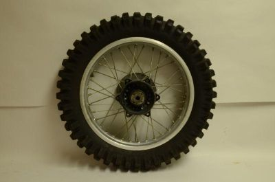 "Buy HONDA XR350 REAR WHEEL 17"" 1984 motorcycle in Fort Worth, Texas, US, for US $89.00"