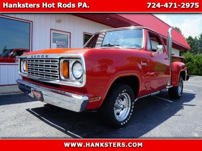 1978 Dodge Lil Red Truck Express