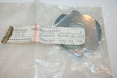 Find Yamaha vintage snowmobile track drive lock washer lower sprocket gp246 gp292 440 motorcycle in Brighton, Michigan, US, for US $8.00