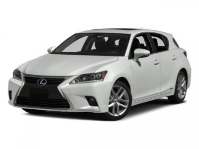 2014 Lexus CT 200h Base ()