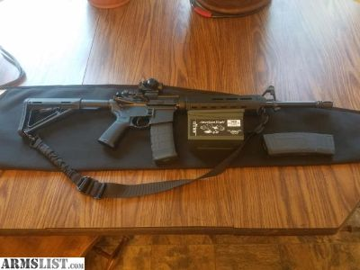 For Sale: 5.56/.223 mid ar 15