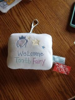 NWT tooth fairy pillow