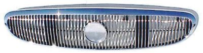 Sell CHROME GRILLE 97 98 99 00 01 02 03 04 Buick Century New motorcycle in Saint Paul, Minnesota, US, for US $78.00