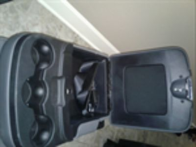 Parts For Sale: This is a brand new take off 2017 ram center Console Jump Seat