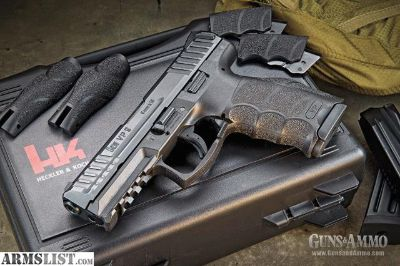 For Sale: Hk VP9/LE Tactical Black (new in Box)