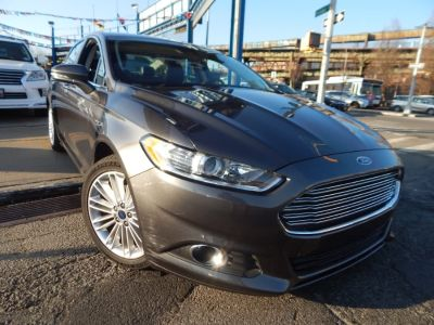 2016 Ford Fusion 4dr Sdn SE AWD (gray)