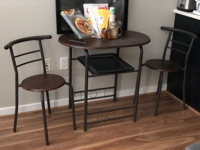 Kitchen Dining for Two, Small Dining Room Set