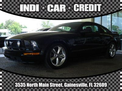 2006 Ford Mustang GT Deluxe (BLACK)