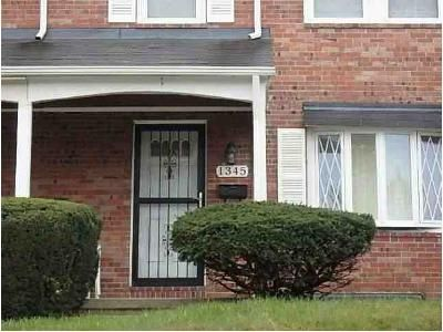 3 Bed 2 Bath Foreclosure Property in Baltimore, MD 21239 - Crofton Rd