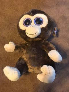 BEANIE BOO MONKEY ***DONATING 6/21. REMODELING HOME AND DONT HAVE ROOM TO STORE***