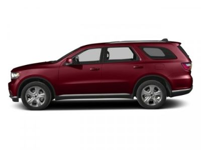 2015 Dodge Durango SXT (Deep Cherry Red Crystal Pearlcoat)