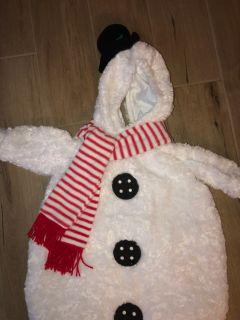 Snowman coat