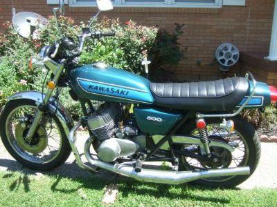 1975 Kawasaki H1 500f