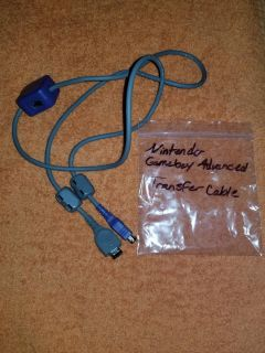 Nintendo Gameboy Advanced Transfer Cable