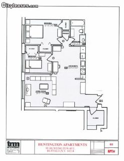$1000 2 apartment in Erie County