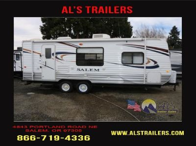 Used 2012 Forest River RV Salem 23FB-Trailer RV