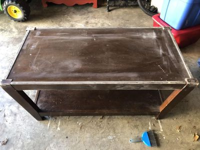 Project piece coffee table
