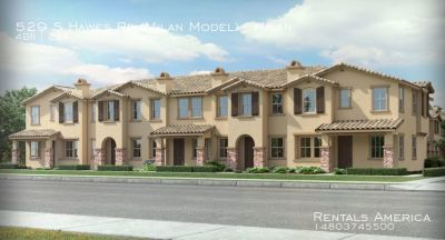 BRAND NEW TOWN HOME in Mesa w/ 4 Bedrooms, Loft, & 2 Car Garage!