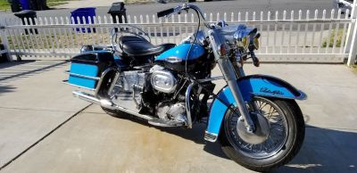 1969 Harley-Davidson ELECTRA GLIDE CLASSIC