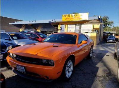 2012 Dodge Challenger SXT (Header Orange)