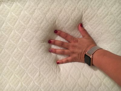 Memory Foam Queen Mattress ONLY 1 YEAR OLD!