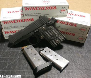 For Sale: Sig P938 Extreme w/ Ammo