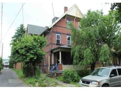 3 Bed 1 Bath Foreclosure Property in Williamsport, PA 17701 - Grant St