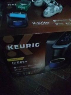 Keuric Elite Coffee Maker For Sale $50.00