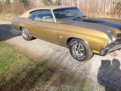 1970 chevelle ss L78 35,000 miles 4speed