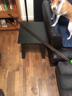 3 Curtain Rods